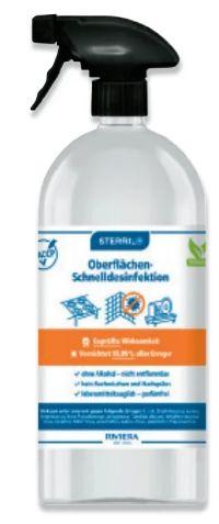 Desinfektions Oberflächenspray von Sterril