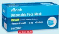 Mund-Nasenschutz von Vanch