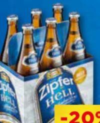 Hell Alkoholfrei von Zipfer