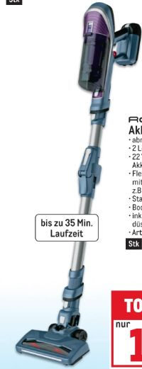 Akkusauger RH9637 von Rowenta