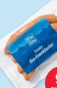 Tiroler Bio Frankfurter von Bio vom Berg