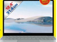 Notebook Surface Go von Microsoft