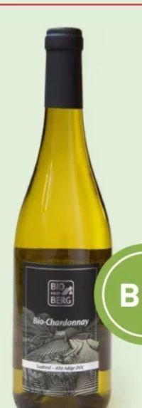 Chardonnay von Bio vom Berg