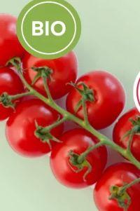 Cherrytomaten von Bio vom Berg