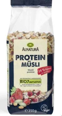 Proteinmüsli von Alnatura
