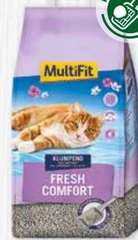 Fresh Comfort Katzenstreu von MultiFit