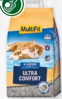 Ultra Comfort Klumpstreu von MultiFit