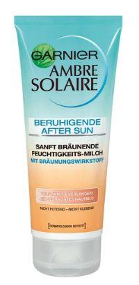 Ambre Solaire After Sun Milch von Garnier