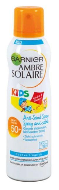 Ambre Solaire Kids Sensitive Expert+Sonnencreme LSF 50+ von Garnier