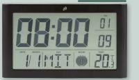 LCD-Funkuhr von Auriol