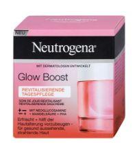 Glow Boost Revitalisierende Tagespflege von Neutrogena