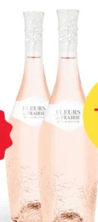 Côtes de Provence von Fleurs de Prairie