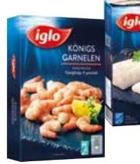 Königsgarnelen von Iglo