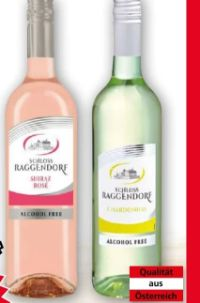 Alkoholfreier Wein von Schloss Raggendorf