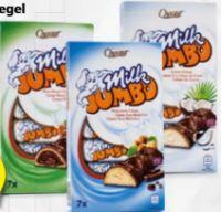 Milk-Jumbo-Riegel von Choceur