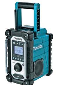 Akku-Radio DMR107 von Makita