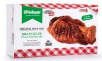 Wiener Bratstelze Sous Vide von Wiesbauer