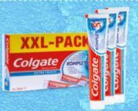 Zahncreme Komplett von Colgate