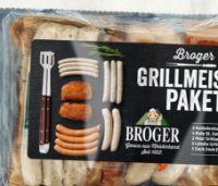 Grillmeister-Paket von Metzgerei Broger