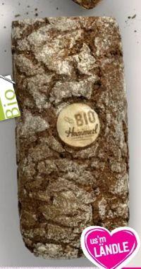 Bio Roggenvollkornbrot von Hammerl Landbäckerei