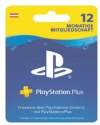 PlayStation Plus 12 von PlayStation 4