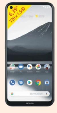 Smartphone 3.4 von Nokia