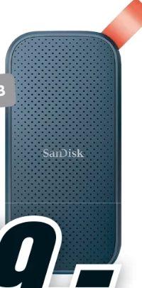SSD Festplatte Extreme Portable von Sandisk