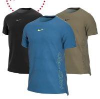 Herren T-Shirt Pro DriFit Burnout von Nike