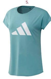 Damen T-Shirt Training von Adidas