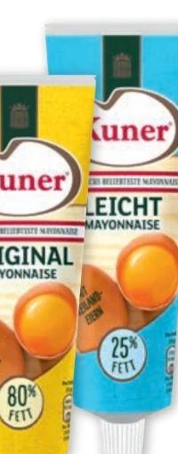 Mayonnaise von Kuner
