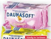 Feuchtes Toilettenpapier von Daunasoft
