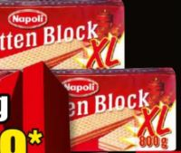 Schnitten Block von Napoli