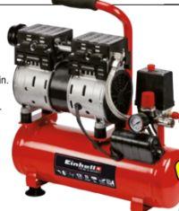 Leise-Kompressor TE-AC 6 Silent von Einhell