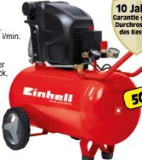 Zylinder-Kompressor TE-AC 270-50-10 von Einhell