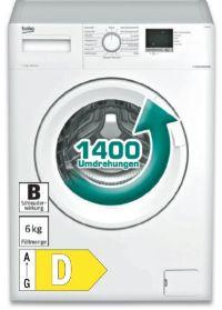 Waschmaschine EV64101Y von Beko