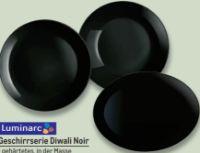 Geschirrserie Diwali Noir von Luminarc