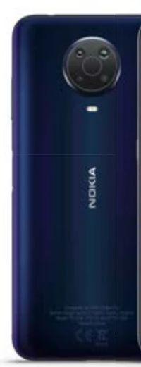 Smartphone G20 von Nokia