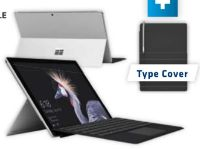 Laptop Surface Pro 7 Bundle von Microsoft