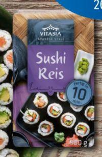 Sushi Reis von Vitasia