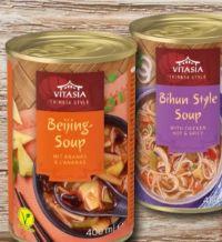 Asia-Suppe von Vitasia