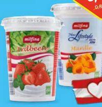 Fruchtjoghurt von Milfina