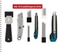 Heimwerker-Messer-Set von Workzone