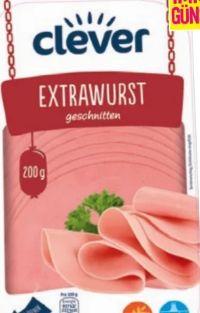 Extrawurst von Clever