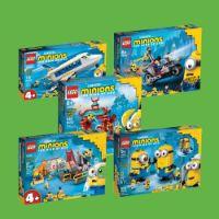 Minions von Lego