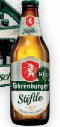 Stiftle von Fohrenburger
