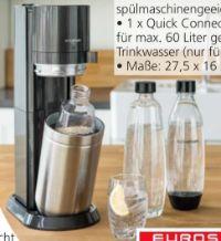 Wassersprudler Titan Duo von Sodastream