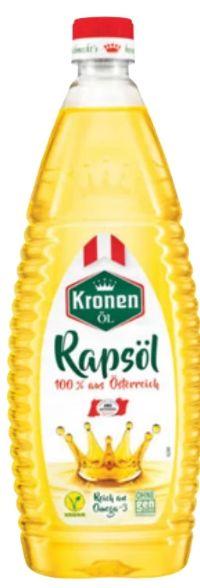 Rapsöl von Kronenöl