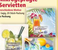 Motiv-Servietten von Daunasoft