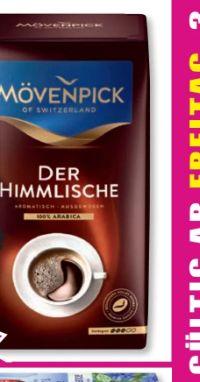 Röstkaffee von Mövenpick