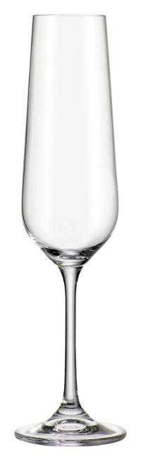 Sektglas Norma von Bohemia Cristal